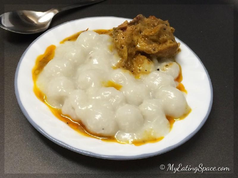 Rice Dumplings, Pidi, traditional Kerala dish, Recipe, Gluten free, dairy free, eggless, Healthy, Low fat, Snow balls