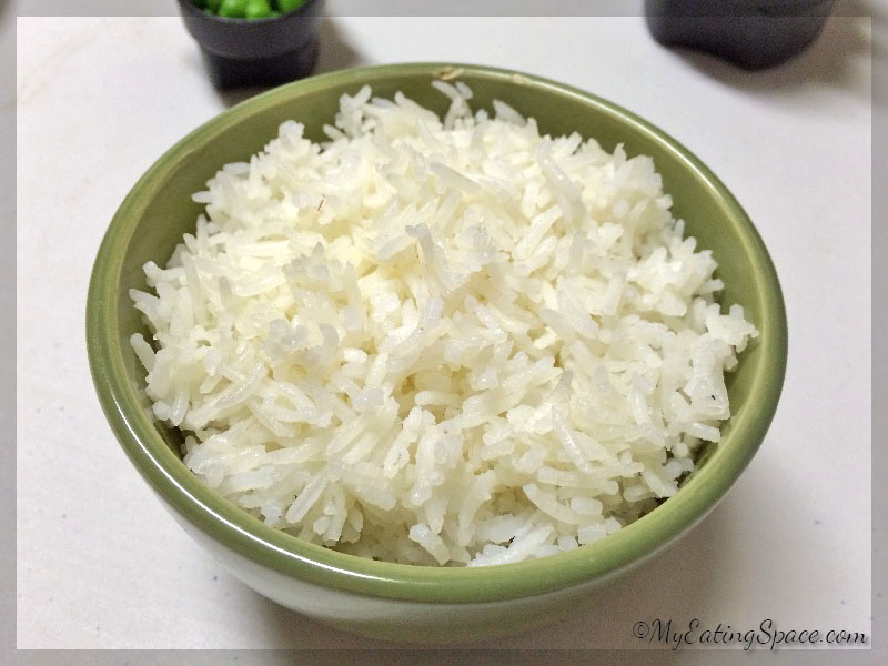 perfect microwave basmati rice my eating space