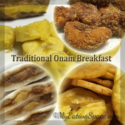 Onam Breakfast