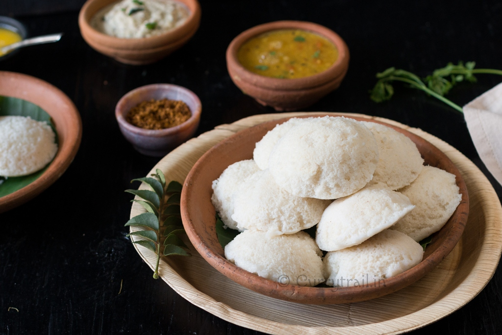 MIND Diet- brain boosting food recipes, Idli