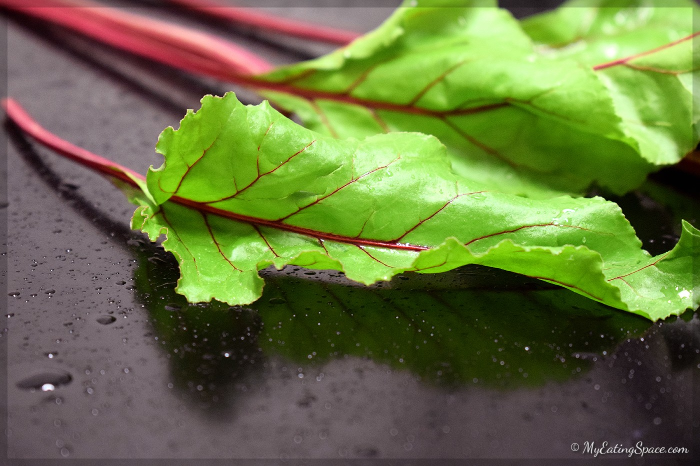 Beet leaf (beet greens) is better than spinach. They are low in calories, fat and cholesterol and hish in vitamins and minerals.They are good in sautés, salads and drinks