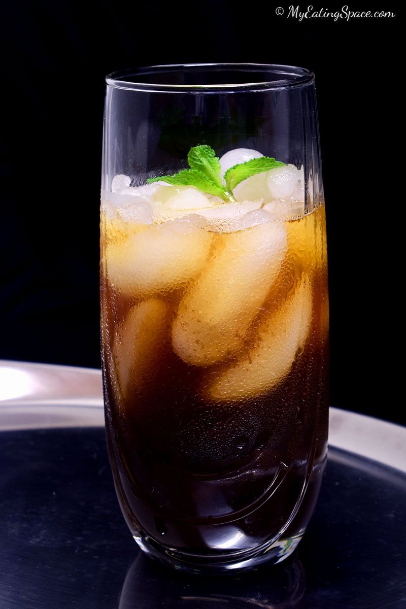 Garcinia Cambojia is a good summer drink made with real garcinia fruit ( also known as kudampuli or Malabar tamarind ) jaggery and ginger. This is a traditional refreshing summer drink served in many parts of India. More juice and drinks recipe at http://myeatingspace.com/