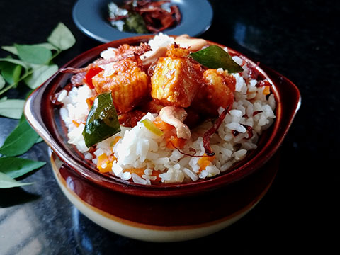 Paneer Biryani will be one of the easiest vegetable biriyani you will make. This is an incredibly delicious flavorful biryani recipe and you will love this.
